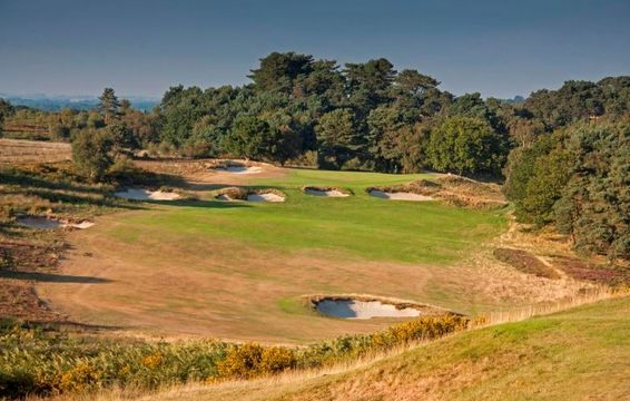 Broadstone Golf Club, Dorset