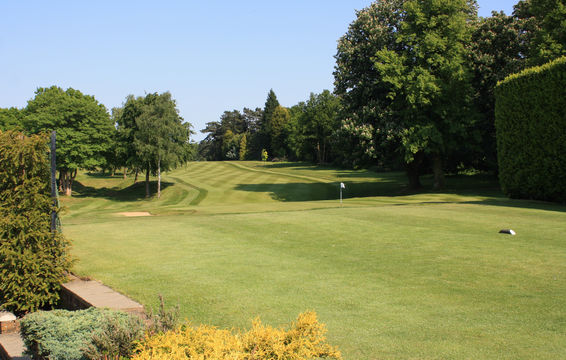 Porters Park Golf Club, Hertfordshire