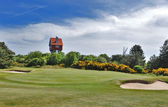 Thorpeness Golf Club, Suffolk