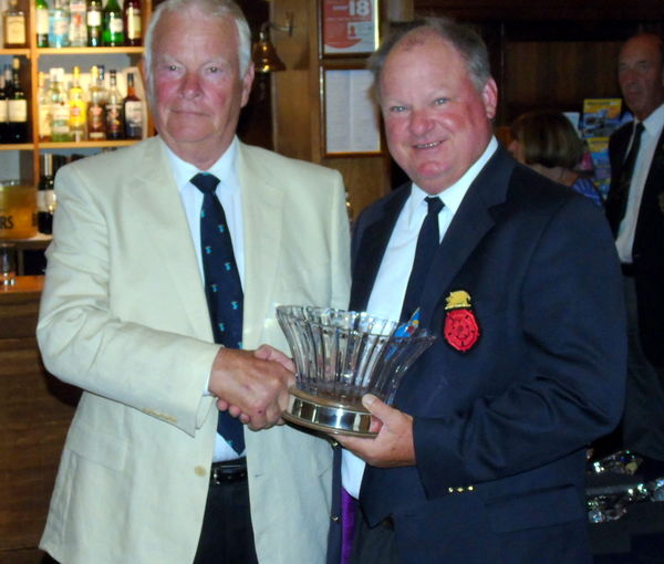 England Golf - Seniors Qualifier Individual Winner
