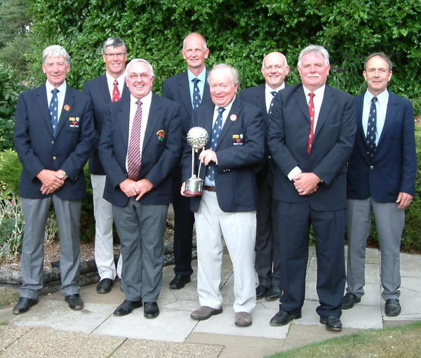 England Golf - English Seniors County Quailifier