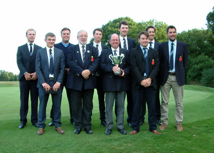 England Golf - English Men's County Qualifier